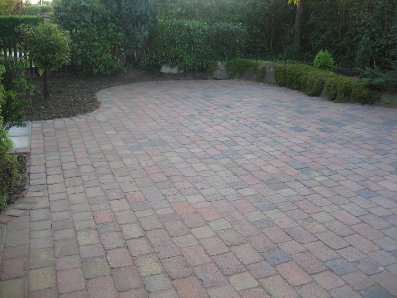 Block Paving Andres Garcia Garden Landscaping And Garden